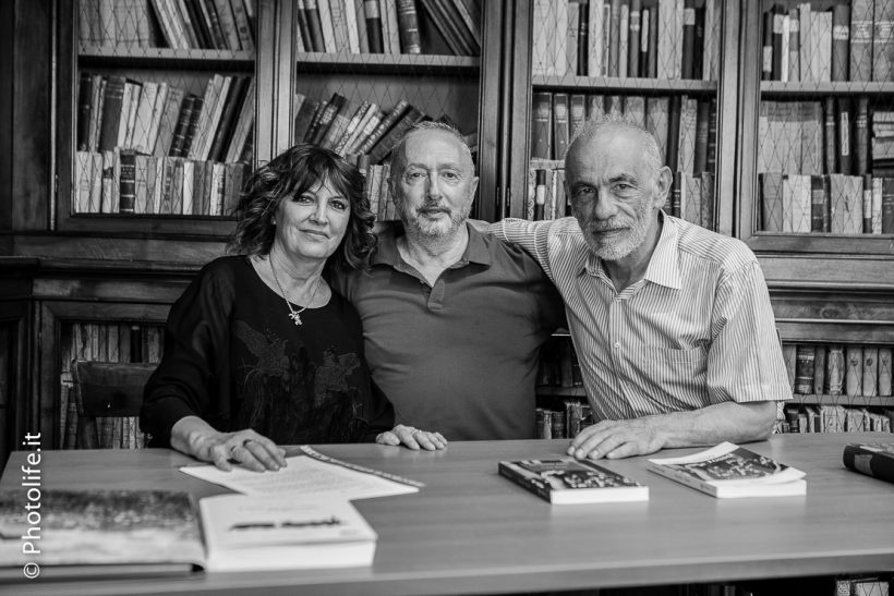 Intervista in due parti (PARTE PRIMA) di Massimo Battisaldo e Paolo Margini i
